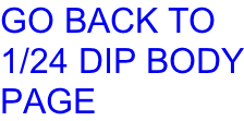 GO BACK TO 1/24 DIP BODY PAGE